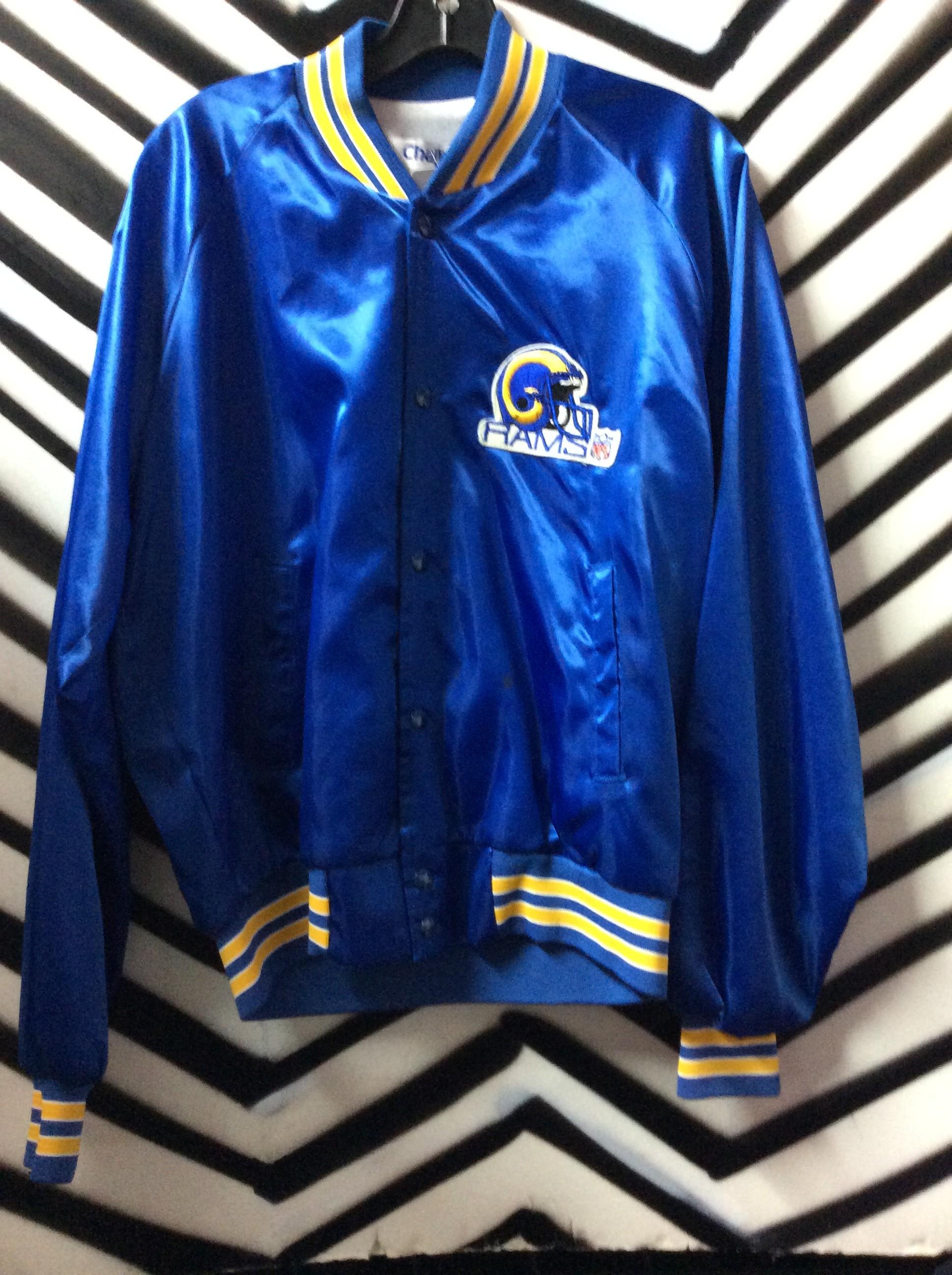 24babcd2 Los Angeles Rams jacket