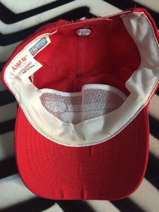 5975b417f14 San Francisco 49ERS HAT » Boardwalk Vintage
