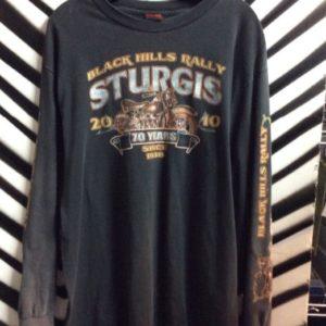 Tshirt LS Sturgis 1