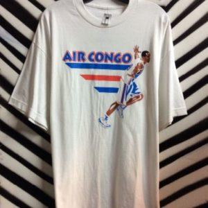 TSHIRT AIR CONGO 1