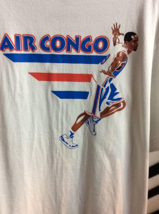TSHIRT AIR CONGO 3