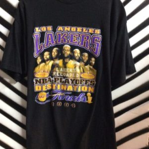 TSHIRT LAKERS KOBE 1