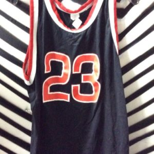 BASIC BASKETBALL JERSEY #23 1
