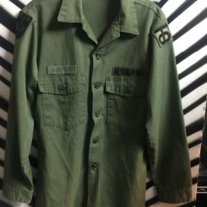 LS BD ARMY SHIRT PATCHES 1