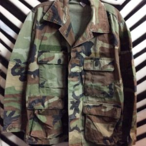 CAMOUFLAGE ARMY JACKET CLASSIC 1