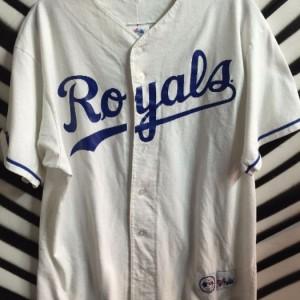 KC Royals Baseball Jersey 1