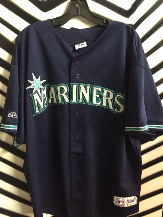 low priced 58727 df46a MARINERS KEN GRIFFEY JR. #34 BASEBALL JERSEY