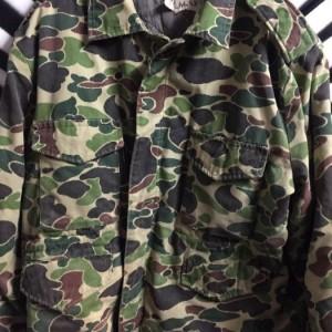 Military jacket satin lining 1