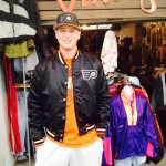 Flyers Stater Jacket found the perfect home