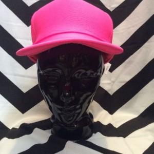 Neon Pink Cap 1