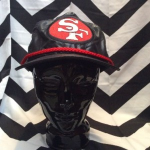 *DEADSTOCK* SNAPBACK HAT SF PATCH 1