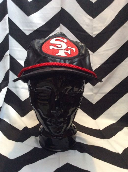 product details: SAN FRANCISCO BASEBALL HAT W/SNAP-BACK photo