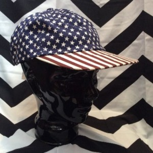 HAT STARS & STRIPES 1