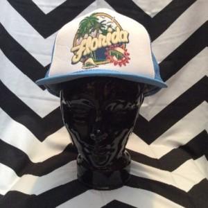FLORIDA SNAPBACK HAT 1