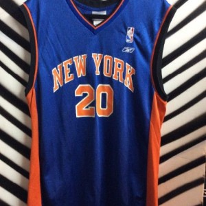 JERSEY NEW YORK #20 HOUSTON BLUE 1
