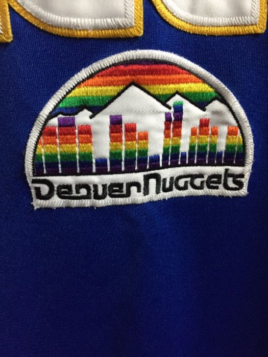 DENVER NUGGETS - THROWBACK BASKETBALL JERSEY » Boardwalk Vintage c3cbdeabe