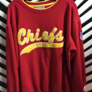Chiefs Starter Sweatshirt 1
