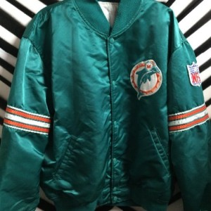 Dolphins Starter Jacket 1
