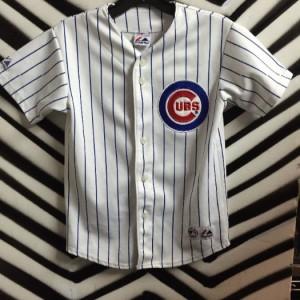 BD Cubs pinstripe jersey 1