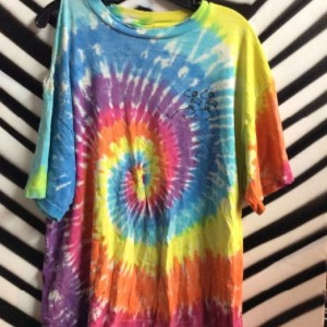 TIEDYE GRATEFUL DEAD TSHIRT 1