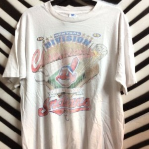 Tshirt Champions Indians Division 1995 1