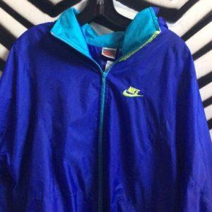 Dayglo Nike Windbreaker 1