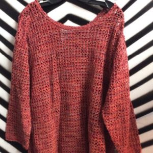 LS KNIT SWEATER SCOOP NECK 1