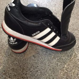 ADIDAS LEATHER SNEAKERS NO LACES 1