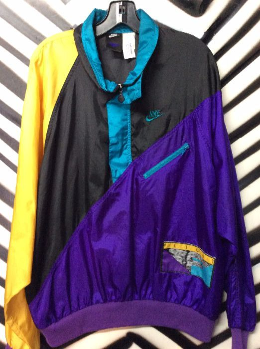 RETRO JORDAN ERA NIKE FLIGHT WINDBREAKER » Boardwalk Vintage 2b5a78cc2