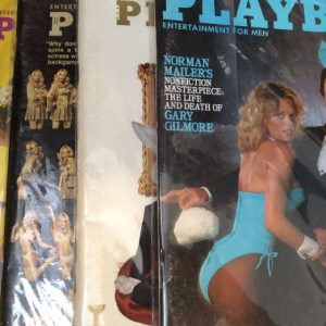 ASSORTED PLAYBOY MAGAZINE 1
