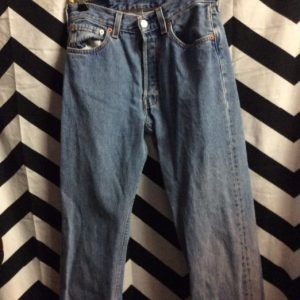 CLASSIC LEVIS DENIM JEANS 501 SMALL FIT #PERFECT 1