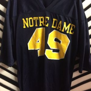 NOTRE DAME JERSEY 1