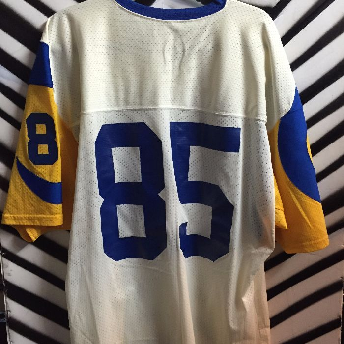 newest 09da8 4fed2 LOS ANGELES RAMS FOOTBALL JERSEY - JACK YOUNGBLOOD #85