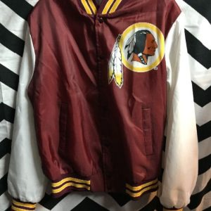 Washington Redskins Chalkline Fanimation jacket 1