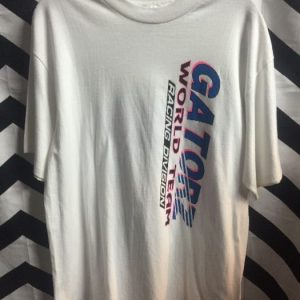 Tshirt Gatorz World Team 1