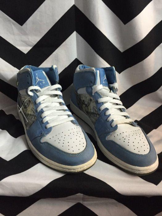 best sneakers d91a3 b2499 NIKE AIR JORDAN  1 RETRO – ALPHA EDITION SNEAKERS