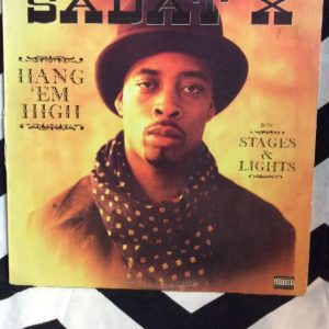 Sadat X â??â?? Hang 'Em High Single 1