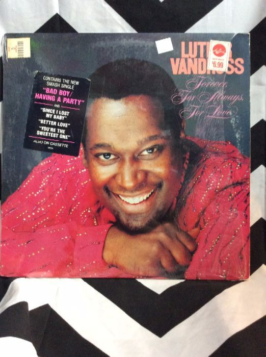 LUTHER VANDROSS 1