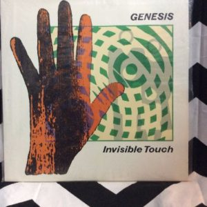 Genesis ?– Invisible Touch 1