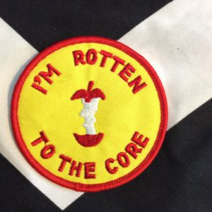 BW PATCH- I'M ROTTEN TO THE CORE 0