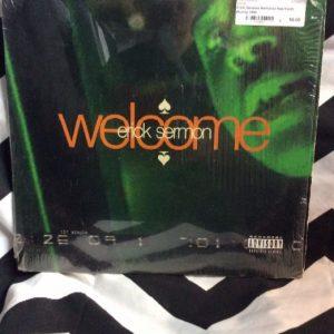 Erick Sermon Welcome feat Keith Murray 1995 1