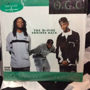 O.G.C. The M-Pire Shrikez Back 1