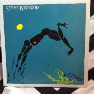 STEVE WINWOOD Arc of a driver 1