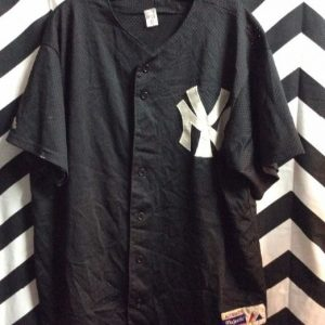 SS BD NEW YORK YANKEES BASEBALL JERSEY as-is 1