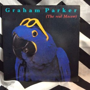 GRAHAM PARKER The Real Macaw 1