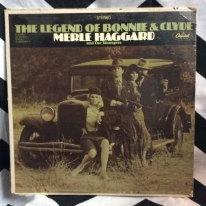 MERLE HAGGARD The Legend of Bonnie and Clyde 1