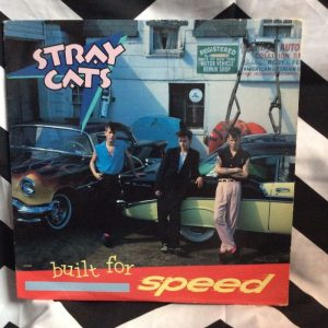 STRAY CATS Built For Speed 1
