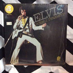 ELVIS Double Dynamite 2 Vinyls 1