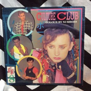 CULTURE CLUB Colour by Numbers 1