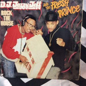 D.J. JAZZY JEFF & THE FRESH PRINCE Rock the House 1
